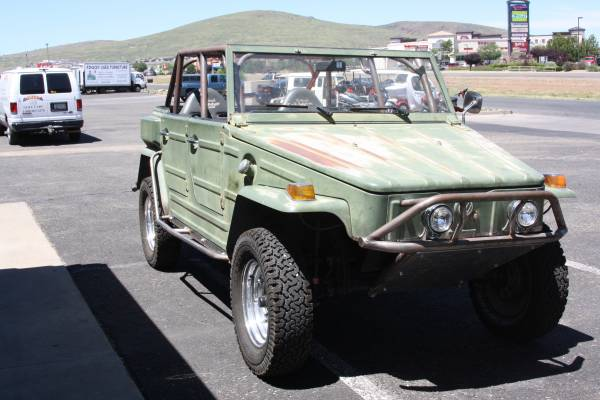 Completely Rebuilt, VW Thing