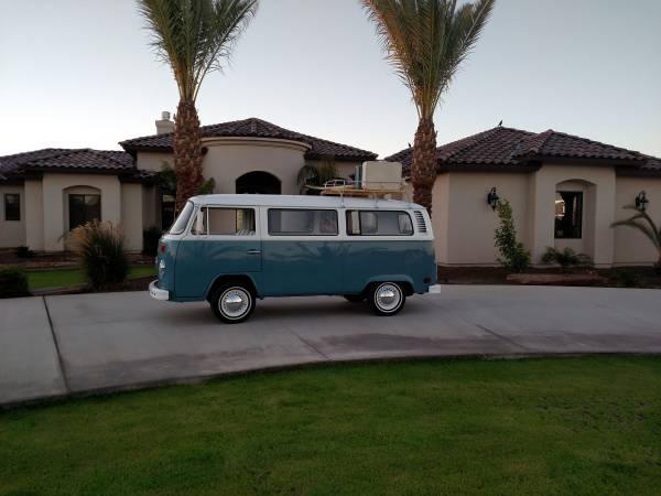 For Sale Volkswagen Bus 1974