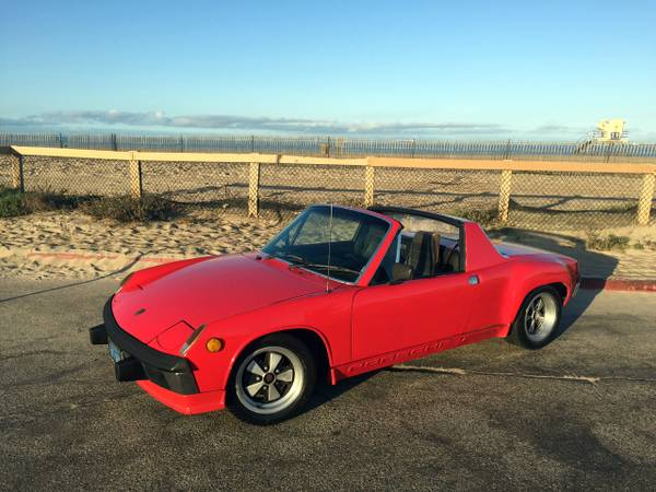 1973 porsche 914 for sale craigslist