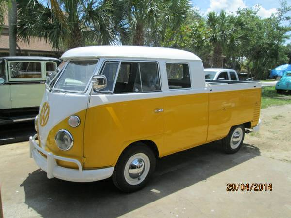 1965 VW Double Cab For Sale