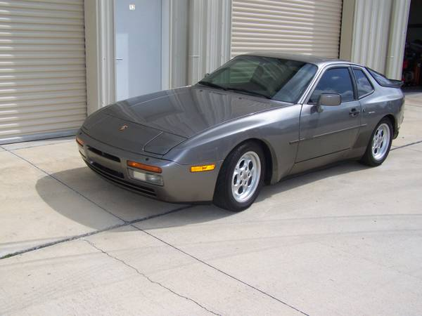1986 porsche 944 turbo for sale buy classic volks. Black Bedroom Furniture Sets. Home Design Ideas