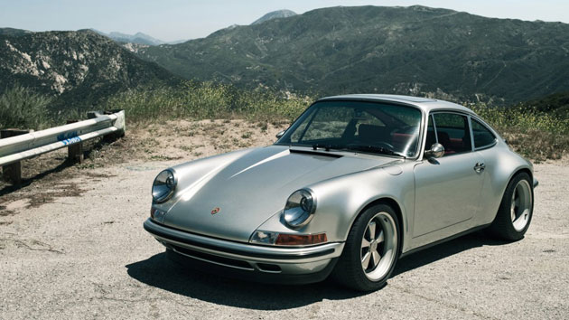 Best Of Classic Porsche 911 Restored