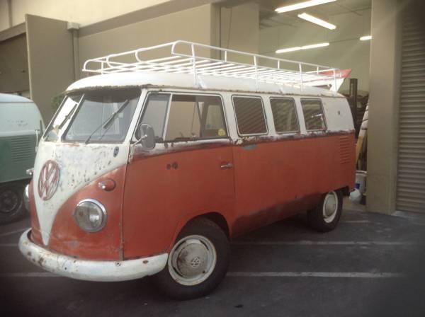 1960 VW 11 Window Microbus