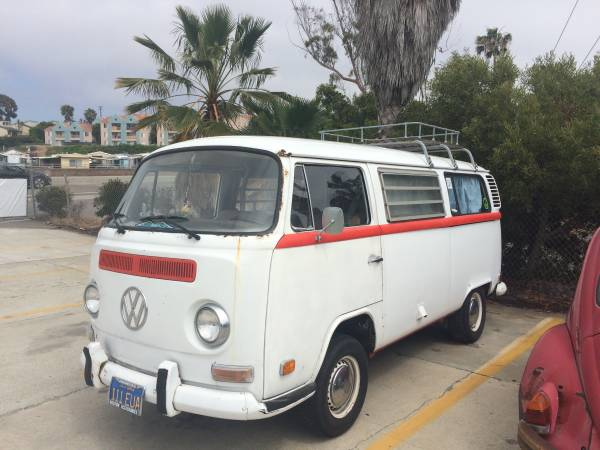 1972 VW westfalia Tin top for sale