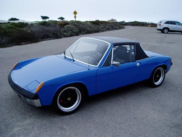 1973 Porsche 914 V8 Conversion