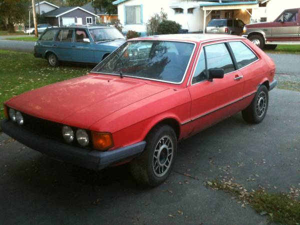 1981 Volkswagen scirocco for sale