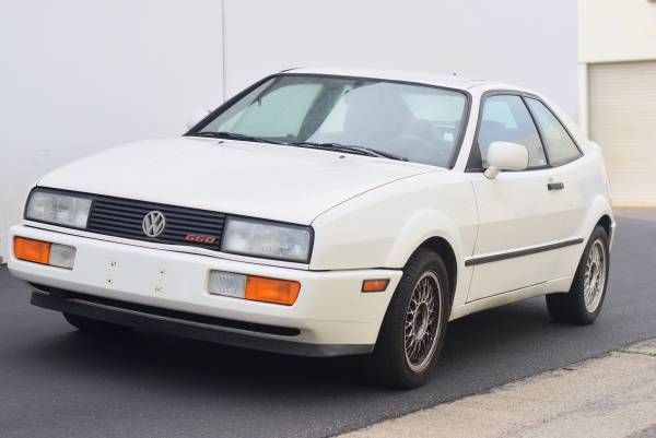 1991 VW G60 Corrado For Sale