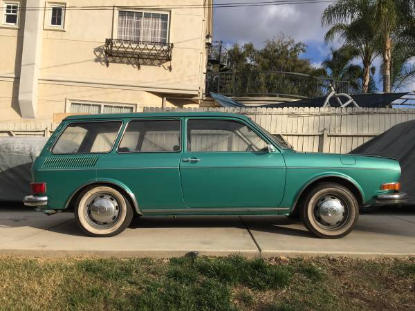 1972 Volkswagen 411 for Sale