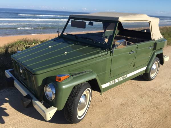1974 Volkswagen Thing Original Paint for sale