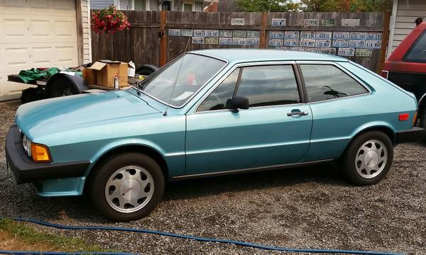 1981 VW Scirocco Mk1 For Sale
