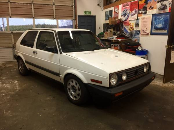 1989 Volkswagen Gti 16v Mk2 For Sale Buy Classic Volks