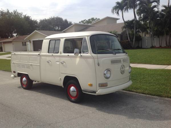 1970 VW Double Cab For Sale