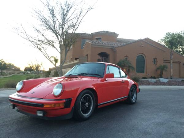 Beautifully Restored 1978 Porsche 911sc