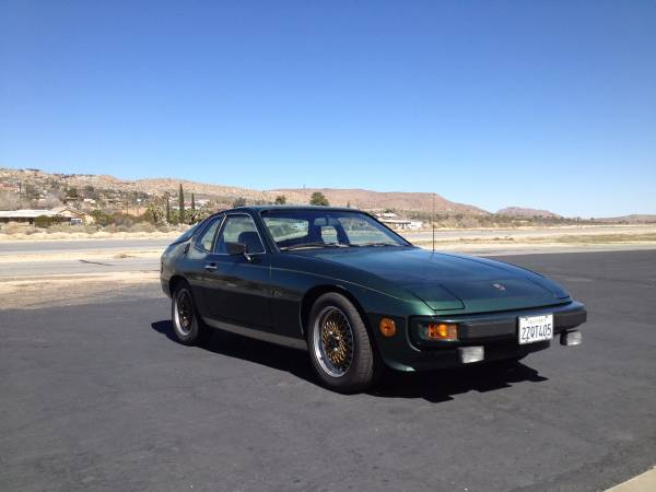 1978 porsche 924 for sale low original miles buy classic volks. Black Bedroom Furniture Sets. Home Design Ideas