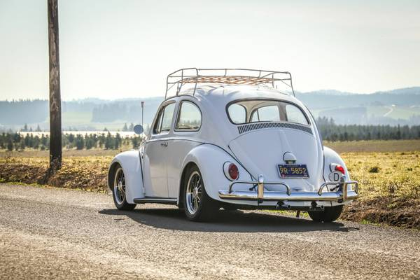 Garage Queen 1963 Volkswagen Beetle