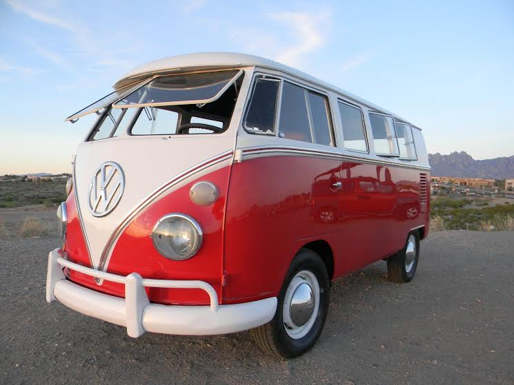 1964 Volkswagen Bus Vanagon For Sale
