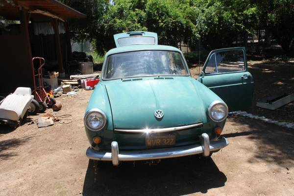 1968 VW Type 3 Squareback Project