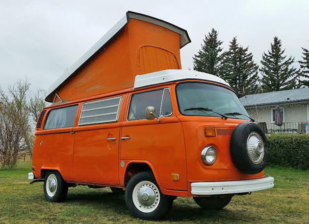1975 Volkswagen Bus Vanagon For Sale