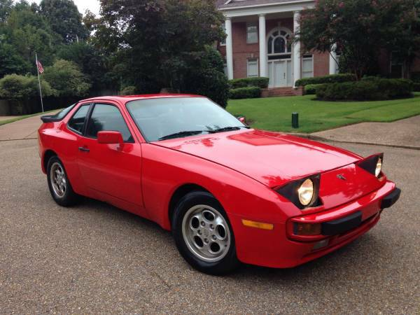 Great Condition 1985 Porsche 944 For Sale
