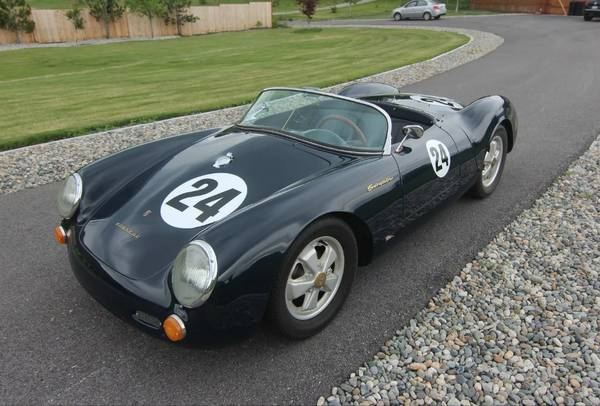 classic porsche 550. Black Bedroom Furniture Sets. Home Design Ideas