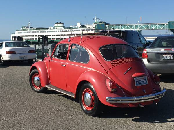 1969 Volkswagen Bug For Sale