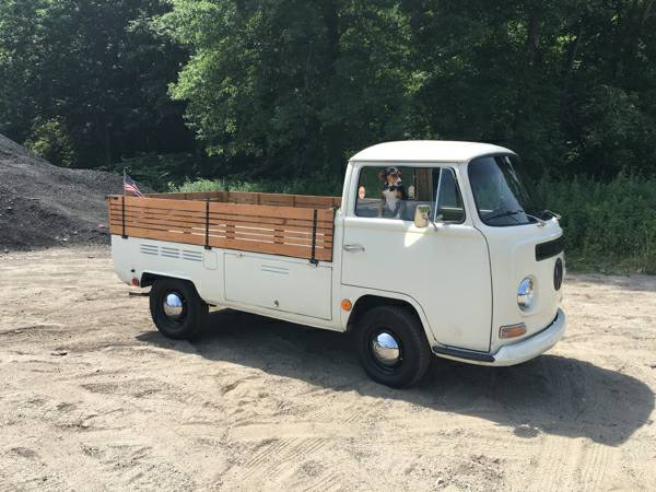 1969 VW Bus Type 2 Pickup Truck
