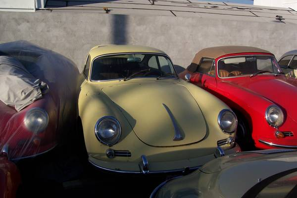 Porsche 356 SC Coupe Project