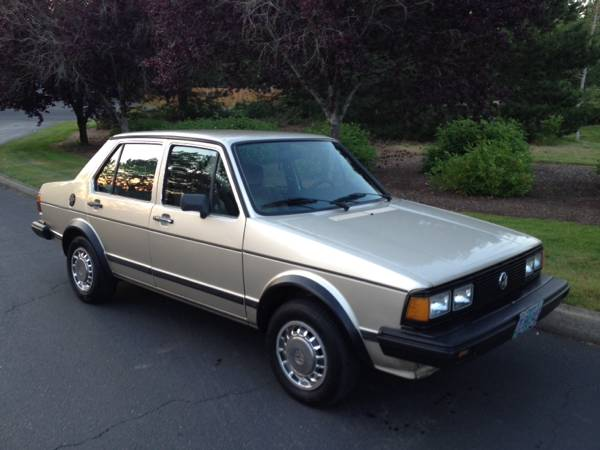 very clean 1984 vw jetta mk1 turbo diesel buy classic volks. Black Bedroom Furniture Sets. Home Design Ideas