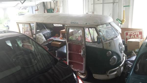1966 VW Standard Split Window Project
