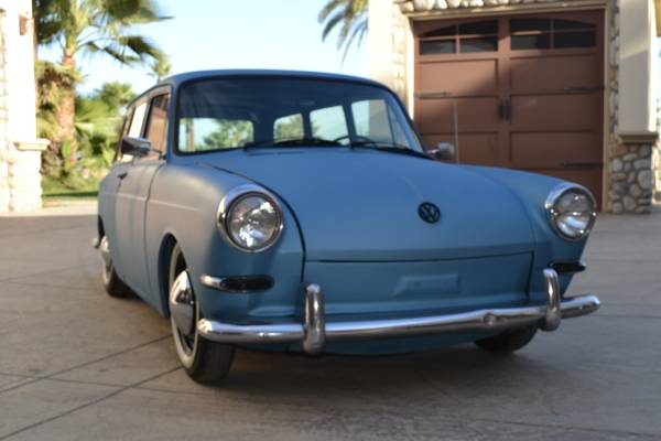 Up For Sale 1966 VW Squareback