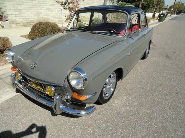 1965 Volkswagen Notchback Type III