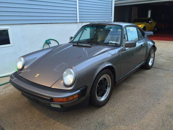1989 Porsche Carrera 911 Wale Tail