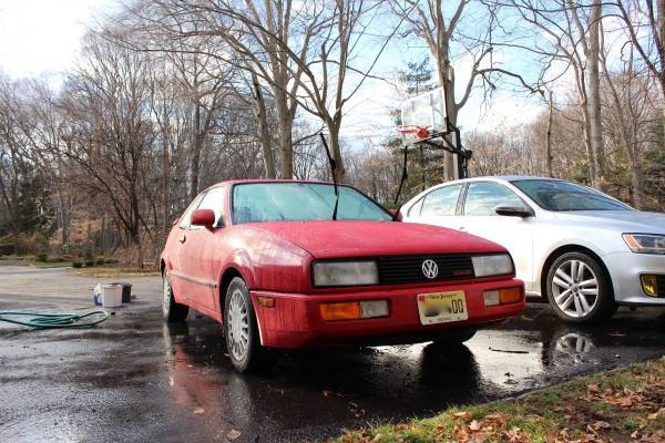 1990 VW G60 Corrado for sale