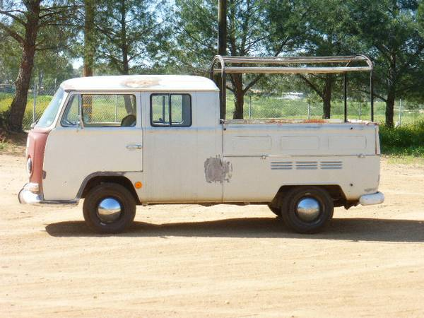 1968 VW Double Cab Truck For Sale