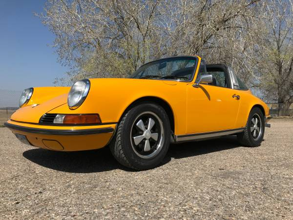 1973 Porsche 911 Targa For Sale