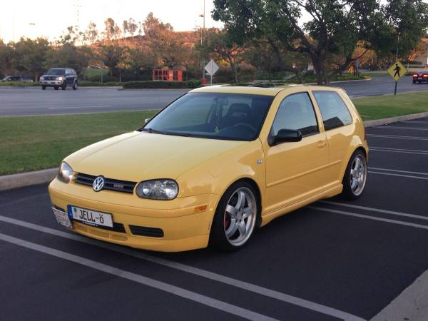 2003 VW GTI 20th Anniversary